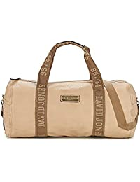 Sac polochon DAVID JONES CM0045-9 Sand