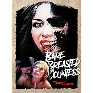 The Female Vampire - Bare Breasted Countess