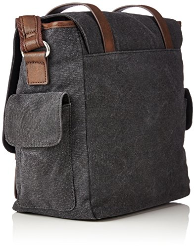 Guess Urban, sac messenger Noir