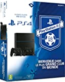 Console PS4 1 To Jet Black + 2ème manette Dual Shock 4 Noire + Playstation Football Club