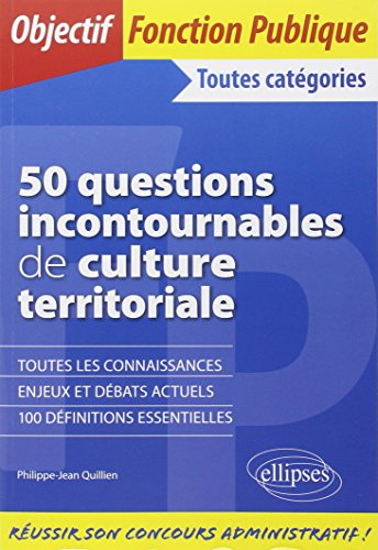 50 Questions Incontournables de Culture ...