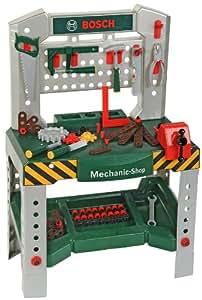 Theo Klein 8645 - Bosch Werkbank, Spielzeug: Amazon.de ...