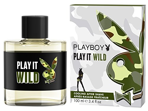 PLAYBOY D/barba wild 100 ml. - Dopobarba