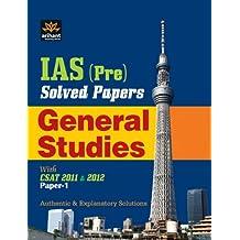 IAS (Pre.) Solved Papers General Studies