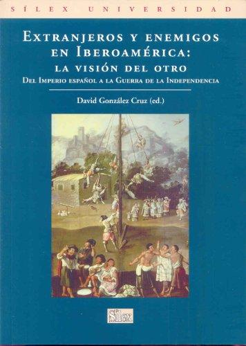 Extranjeros y enemigos (Sílex Universidad) por David González Cruz