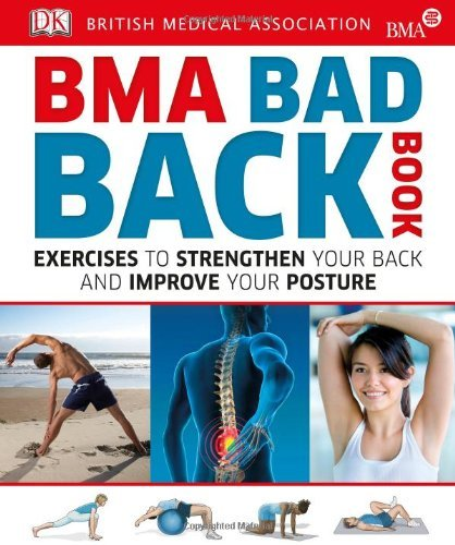 BMA Bad Back Book by Michael Peters (1-Nov-2013) Flexibound