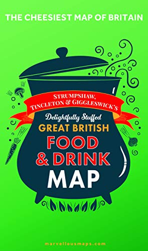 ST&G's Great British Food & Drink Map