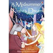 A Midsummer Night's Dream: Gift Edition (Usborne young readers) (Young Reading Series Two) by Lesley Sims (2005-06-24)