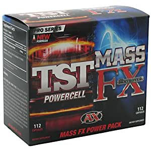 Athletic Xtreme Mass FX Power Pack