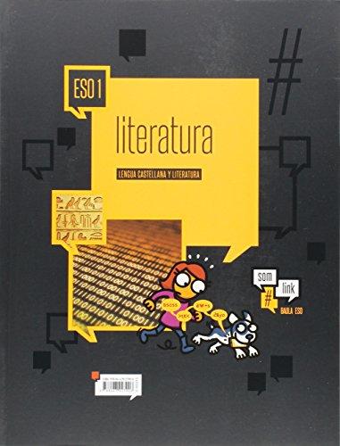 Lengua castellana y literatura 1º ESO #Som Link LA (Projecte #Som Link) - 9788447927906