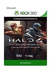 Halo 4: Pass Cartes de Jeux de guerre [Xbox 360 - Code jeu à télécharger]