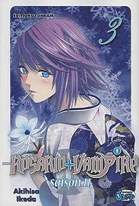 Rosario + Vampire Saison II Edition simple Tome 3