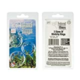 California Exotic Novelties Island Rings-Clear