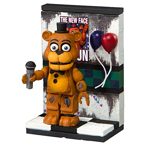 Juguetes de Five Nights at Freddys, de McFarlane