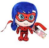 Miraculous Ladybug Plüschfigur Plüsch Kuscheltier Puppe Stofftier Teddy 24cm