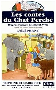 Les Contes du Chat Perché : L'Eléphant [VHS]