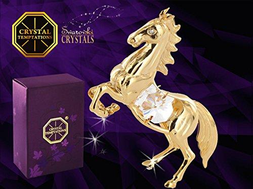 Germany crystal temptations - cavallo con cristalli swarovski