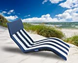 Trendyshop365 - Luxus Strandliege Outdoorliege