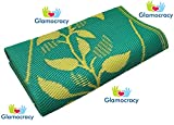 #10: Glamocracy™ Plastic Mat/Chatai (6 * 4 FT) Single Bed size ideal for Home, Living Room, Garden, Outside, Bedroom Floor…
