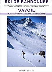 Ski de randonnée. Savoie
