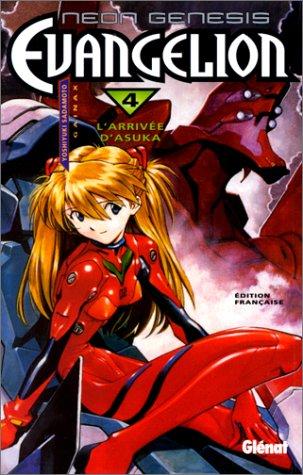 Evangelion - Neon genesis Vol.4 par SADAMOTO Yoshiyuki
