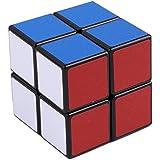 HENGSONG Original Zauberwürfel Magic Cube 2x2 Würfelspiel Ideales Weihnachtsgeschenk fuer kinder und Anfanger