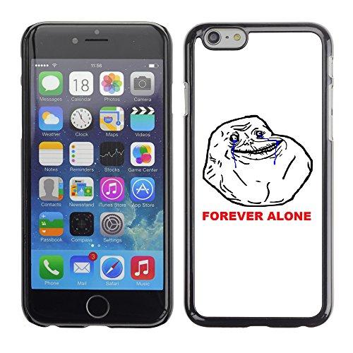 "Graphic4You Internet Meme ""U Mad, Bro?"" ""You Mad, Bro?"" Design Harte Hülle Case Tasche Schutzhülle für Apple iPhone 6 / 6S Forever Alone"