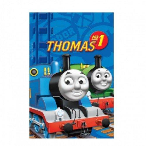 Tank The Thomas Kostüm Engine - Amscan 994301Thomas und Friends Geschenktüten