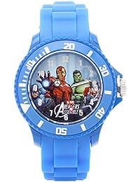 Disney Analog Multi-Colour Dial Boy's Watch - AW100437