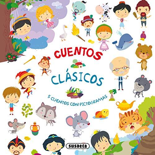 Cuentos clásicos (Cuentos clásicos con pictogramas) (Spanish Edition)