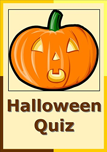 Halloween Quiz Themed Quiz Questions for Your Halloween Pub Quiz or Party (English Edition)