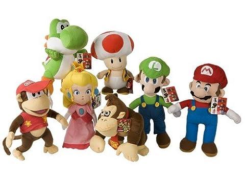 Nintendo Super Mario Bros Plüsch Plüschfigur Plüschtier Tier 40 cm*NEU*