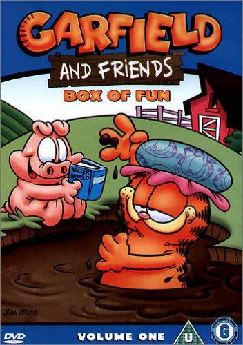 Garfield And Friends - Box Of Fun