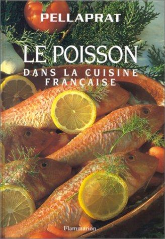 Le poisson dans la cuisine française