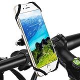 Supporto bicicletta magnetica universali per cellulare e fotocamera sportiva, Mpow Supporto di telefoni per bicicletta compatibile con motocicletta/Manubrio di Bicicletta, iPhone 7/7PLUS/6/6S | 6/6S Plus | 5| 5S | Galaxy S4/S5/S6Edge | Note 5|