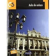 AULA DE ENLACE 1 (+Agenda personal+CD Audio)