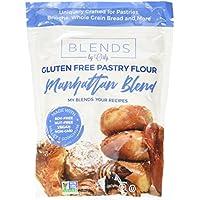 Blends By Orly Harina de hornear libre de gluten - pan de pastelería libre de Gluten