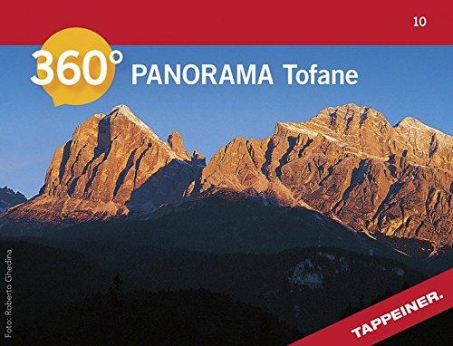 Preisvergleich Produktbild 360° Panorama Tofane: Panorama a 360° Tofane (360° Luftbild-Panoramen)