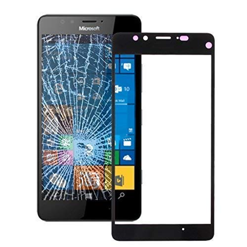 Glas Schwarz für Nokia Lumia 950 Display Touchsceen Austausch Scheibe Frontglas (Front Glas Lumia Nokia)