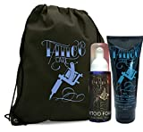 TATTOO KIT XL (POMADA TATTOO CARE PANTHENOL 100g + JABÓN ESPUMA...