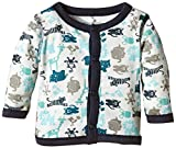 NAME IT Unisex Baby Strickjacke Nitwant Nb Cardigan 515