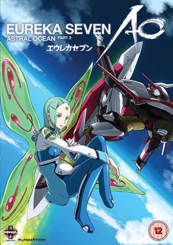 Eureka Seven Ao (Astral Ocean) Part 2 Episodes 13-24 [Edizione: Regno Unito] [Import italien]