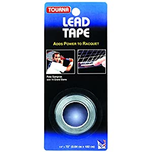 Tourna Lead Tape Bleiband für Tennis