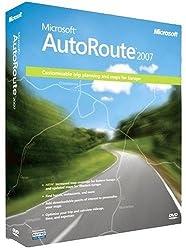 Microsoft Autoroute 2007 (Pc)