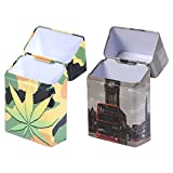 #9: Cicero Pack-it Cigarette Pack Holders Combo Pack Of Military Kit & Watch Tower