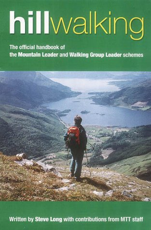 Hill Walking: The Official Handbook of the Mountain Leader and Walking Group Leader Schemes thumbnail