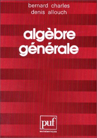 Algèbre générale