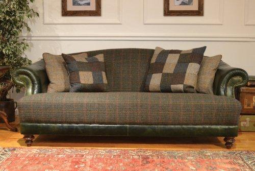 Cheap Harris Tweed Sofa