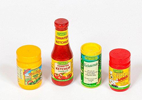 Polly 4489 Bio Naturkost Holz Zubehör Ketchup (Bio-shopper)