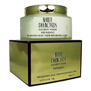 White Diamonds de Elizabeth Taylor Creme Corporel Parfume 250ml